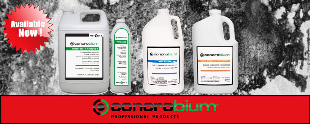 Concrobium Professional Products