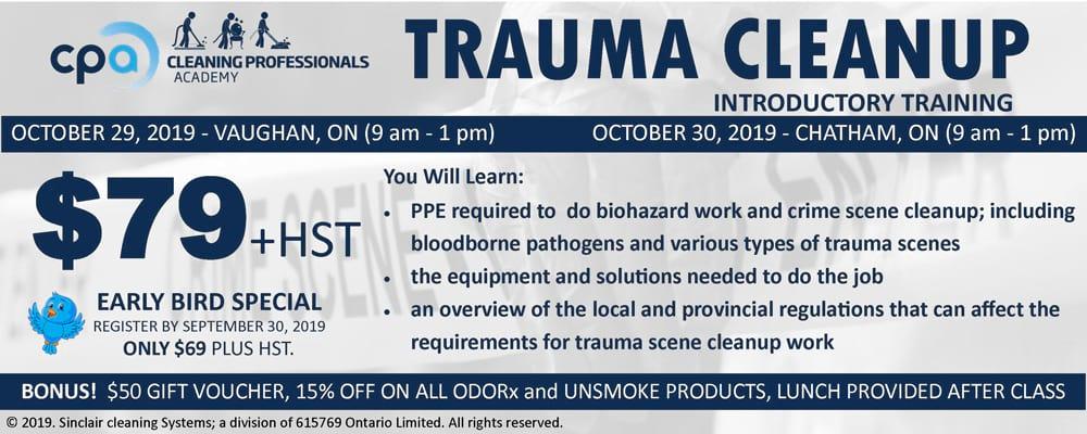Trauma Cleanup