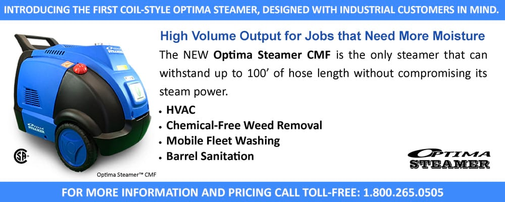 Optima Steamer